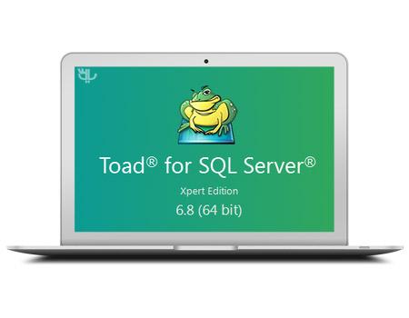 دانلود Toad for SQL Server 6.8.2.9 Xpert Edition - مدیریت پایگاه داده