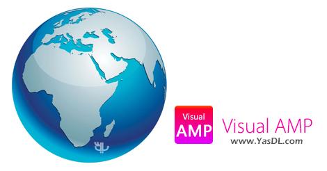 دانلود Visual AMP 7.0.31 - نرم افزار ساخت و مدیریت وب سایت