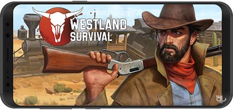 دانلود بازی Westland Survival 0.10.0 - بقا در غرب وحشی برای اندروید + دیتا