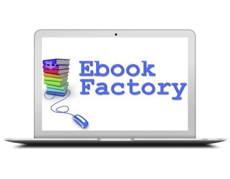 دانلود eBook Factory 1.0 - ساخت کتاب های الکترونیکی