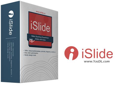 دانلود iSlide Premium 3.3.1.0 - پلاگین کاربردی پاورپوینت