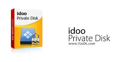 دانلود idoo Private Disk 4.0.0 - نرم افزار محافظت و رمزگذاری اطلاعات