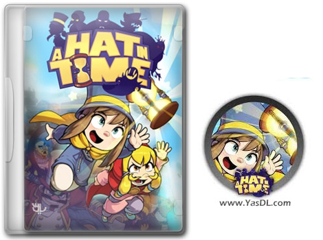 دانلود بازی A Hat in Time Seal the Deal برای PC