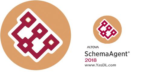 دانلود Altova SchemaAgent 2018 20.2.1 R2 SP1 x64 - مدیریت و آنالیز روابط بین فایل های XML
