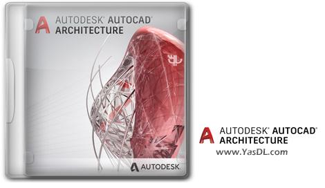 دانلود Autodesk AutoCAD Architecture 2020 - نرم افزار نقشه کشی معماری