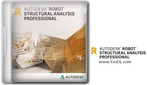 دانلود Autodesk Robot Structural Analysis Professional 2020 x64 - تجزیه و تحلیل پیشرفته ساختمان