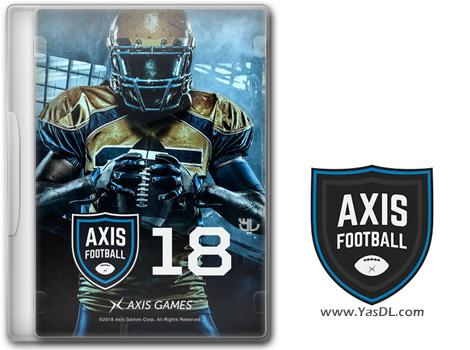 دانلود بازی Axis Football 2018 برای PC