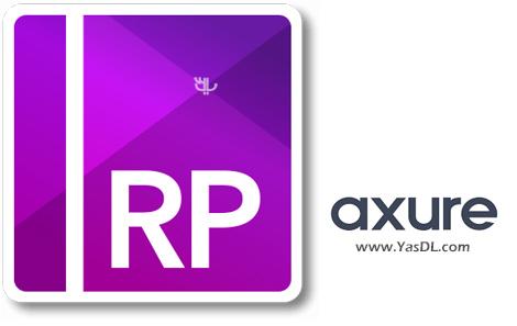 دانلود Axure RP Pro / Team / Enterprise 8.1.0.3379 - نرم افزار نمونه سازی وب سایت