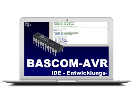 دانلود BASCOM-AVR 2.0.8.1 - کامپایلر برنامه های بیسیک برای میکرو کنترلرها