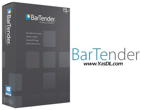 دانلود BarTender Enterprise Automation 2016 11.0.8.3153 - ساخت خودکار بارکد
