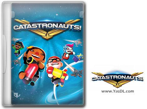 دانلود بازی Catastronauts برای PC