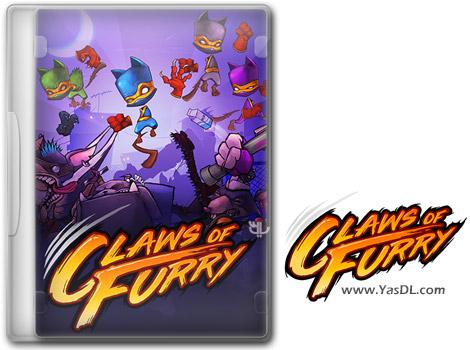 دانلود بازی Claws of Furry برای PC