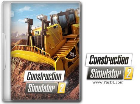 دانلود بازی Construction Simulator 2 برای PC