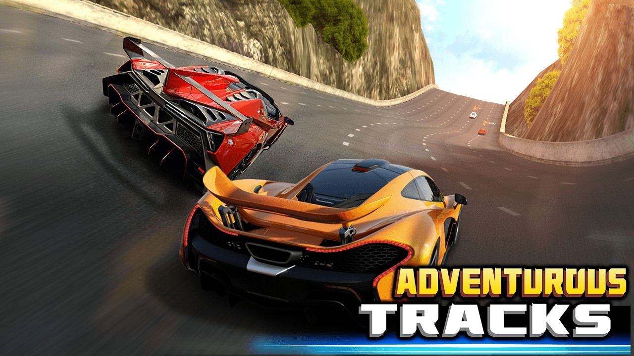 Crazy For Speed 2 2.0.3935 Crazy Speed 2 For Android + Infinite Edition