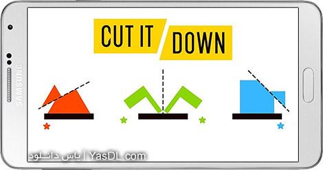 دانلود بازی Cut It: Brain Puzzles 1.1.0 - برش دادن اشیاء برای اندروید + نسخه بی نهایت