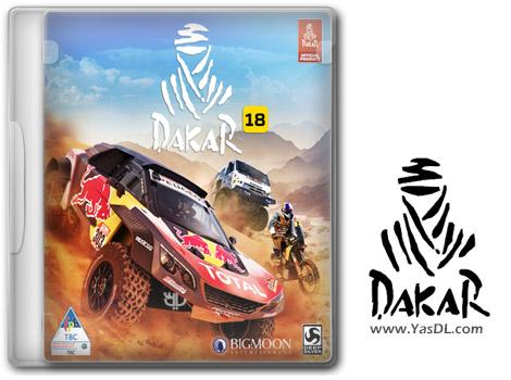 دانلود بازی Dakar 18 برای PC