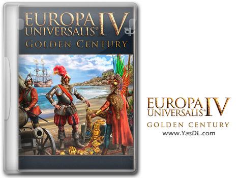دانلود بازی Europa Universalis IV Golden Century برای PC