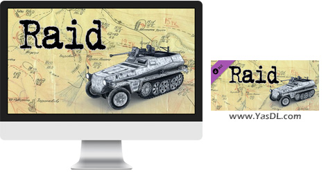 دانلود بازی Graviteam Tactics Mius Front Raid برای PC