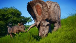 Jurassic World Evolution 4 300x169 - دانلود بازی Jurassic World Evolution برای PC