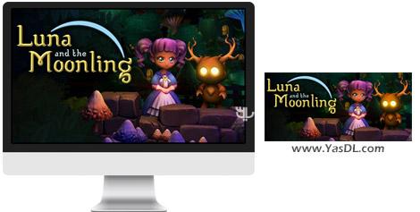 دانلود بازی Luna and the Moonling برای PC