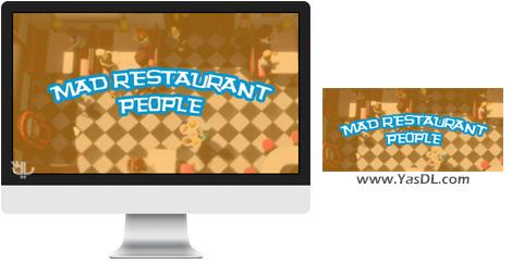 دانلود بازی Mad Restaurant People برای PC