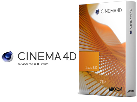 دانلود Maxon Cinema 4D Studio R20.026 - نرم افزار طراحی و مدل سازی 3 بعدی