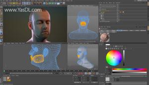 Maxon Cinema 4D Studio.coverr 300x173 - دانلود Maxon Cinema 4D Studio S24.111 - نرم افزار طراحی و مدل سازی 3 بعدی