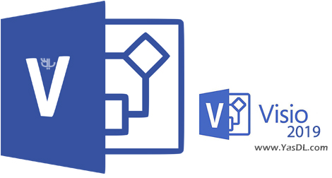دانلود Microsoft Office Visio Pro 2019 v1808 Build 16.0.10730.20102 Retail x86/x64 - مایکروسافت ویزیو 2019