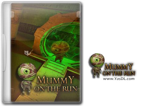 دانلود بازی Mummy On the Run برای PC