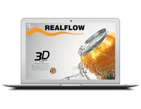 دانلود NextLimit RealFlow 10.1.2.0162 - شبیه سازی مایعات در صنعت جلوه های ویژه