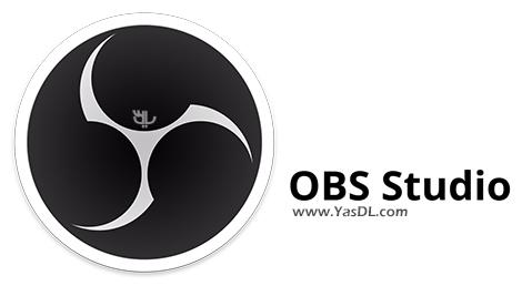 دانلود OBS Studio 22.0.2 - ساخت دوره های آموزشی آنلاین