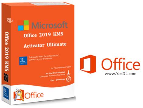 دانلود کرک آفیس 2019 - Office 2019 Activator