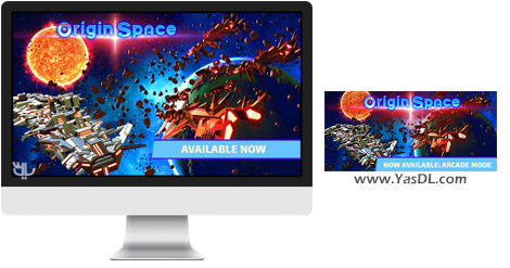 دانلود بازی Origin Space برای PC