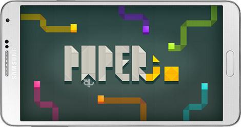 دانلود بازی Paper.io 3.7.4 - تصرف سرزمین ها برای اندروید + نسخه بی نهایت