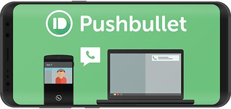 دانلود Pushbullet 18.2.28 / Pushbullet Windows 1.0.0.0 - دریافت پیامک های اندروید در ویندوز