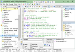 Quick Macros.cover1  1 300x208 - دانلود Quick Macros 2.4.11.2 - اجرای خودکار اقدامات در محیط ویندوز