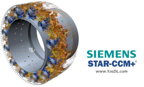 دانلود Siemens Star CCM+ 13.04.011-R8 x64 - طراحی و شبیه سازی مهندسی