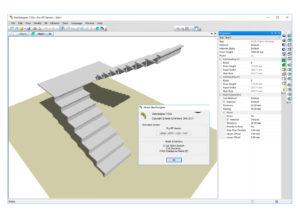 دانلود StairDesigner Pro 7.06 - طراحی پله