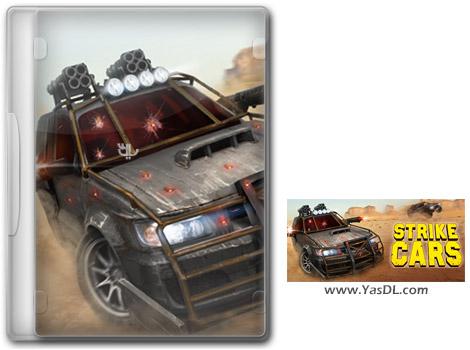 دانلود بازی Strike Cars برای کامپیوتر(بازی جنگ ماشینها)