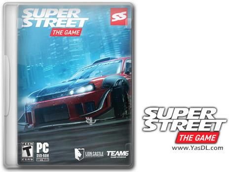 دانلود بازی Super Street The Game برای PC