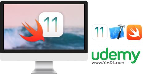 دانلود دوره آموزشی برنامه نویسی iOS 11 اپل - The Complete iOS 11 Developer Course - Beginner To Advanced