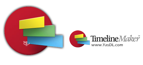 دانلود Timeline Maker Pro 4.5.40.6 - نرم افزار ساخت جداول زمانی