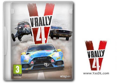 دانلود بازی V Rally 4 برای PC