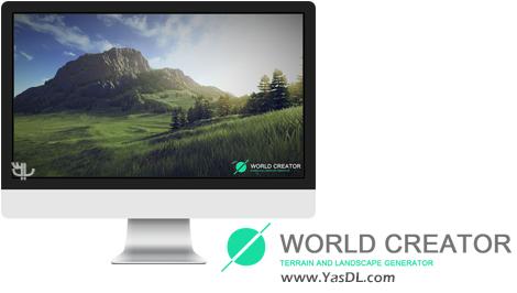 دانلود World Creator 2.1.0 for Unity - پلاگین طراحی مناظر طبیعی جهان برای یونیتی