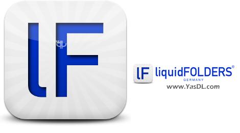 دانلود liquidFOLDERS 4.0.13 - مدیریت حرفه ای فایل در ویندوز