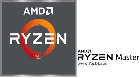 دانلود AMD Ryzen Master 1.4.0 Build 0728 - اورکلاک پردازنده های رایزن