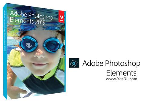 دانلود Adobe Photoshop Elements 2019 17.0 - ادوبی فتوشاپ مخصوص افراد مبتدی