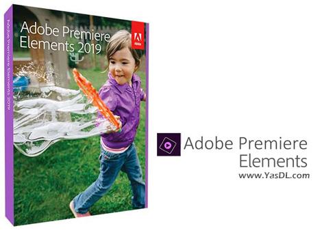 دانلود Adobe Premiere Elements 2019 17.0 - ادوبی پریمیر مخصوص افراد مبتدی