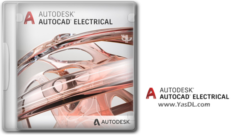 Autodesk AutoCAD Electrical 2021 Electrical Circuit Design Software