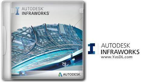 دانلود Autodesk InfraWorks 2020 x64 - نرم افزار مهندسی شهرسازی